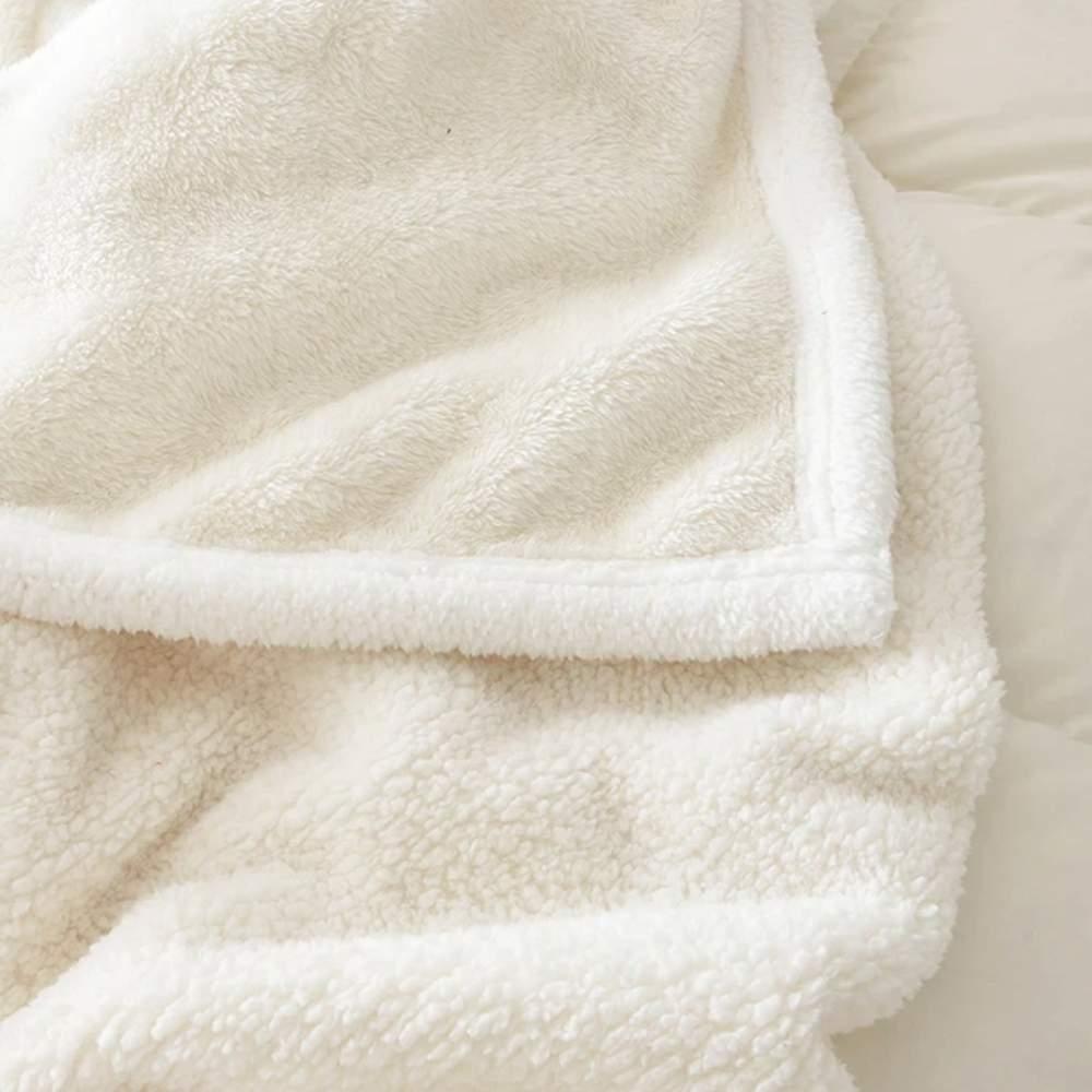buy fuzzy blanket