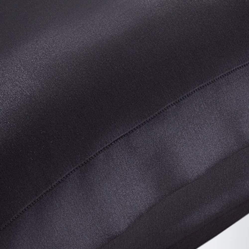 buy black sateen pillow slip