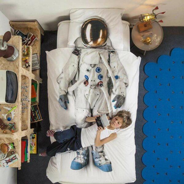 buy kids astronaut bed set
