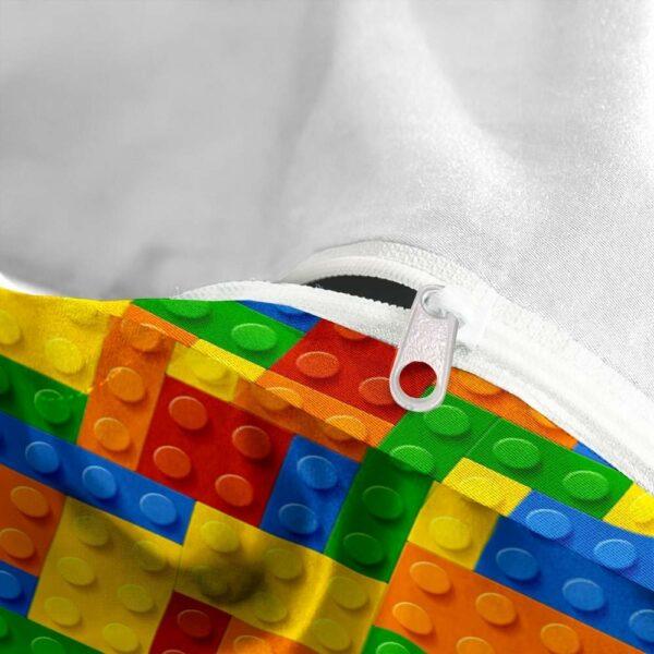 buy lego building blocks bed linen online