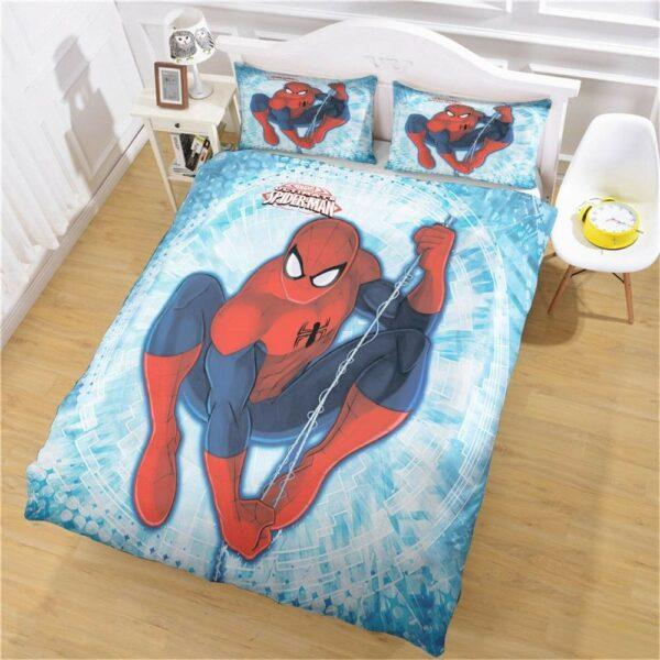 buy spiderman bed set online