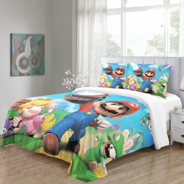 buy super Mario bed set online