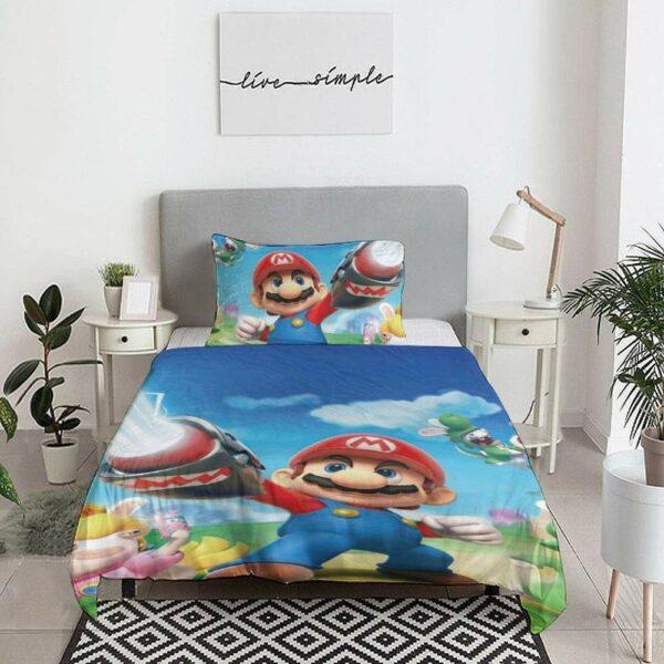 buy super Mario bedding online